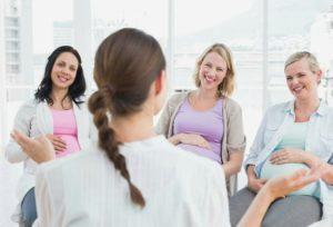 Встречи беременных